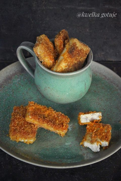 Nuggetsy z tofu