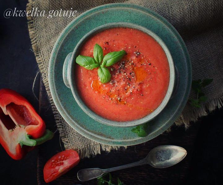 Gazpacho – zupa na lato