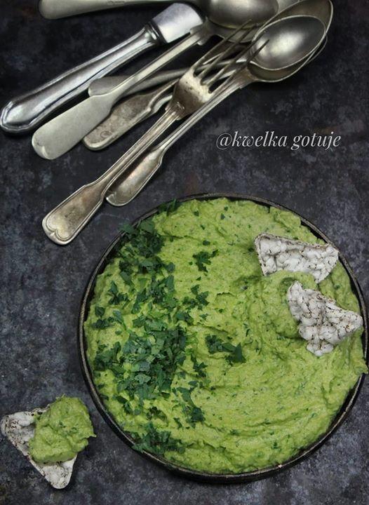 Zielona pasta
