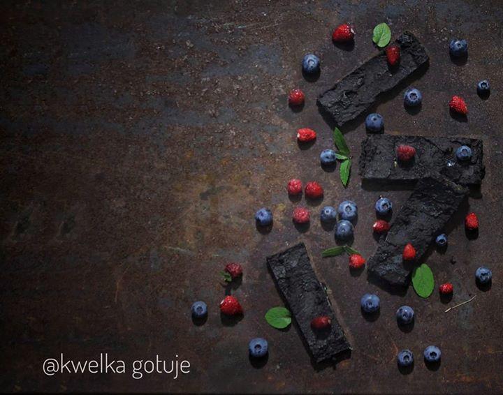 Kakaowe batony z fasoli