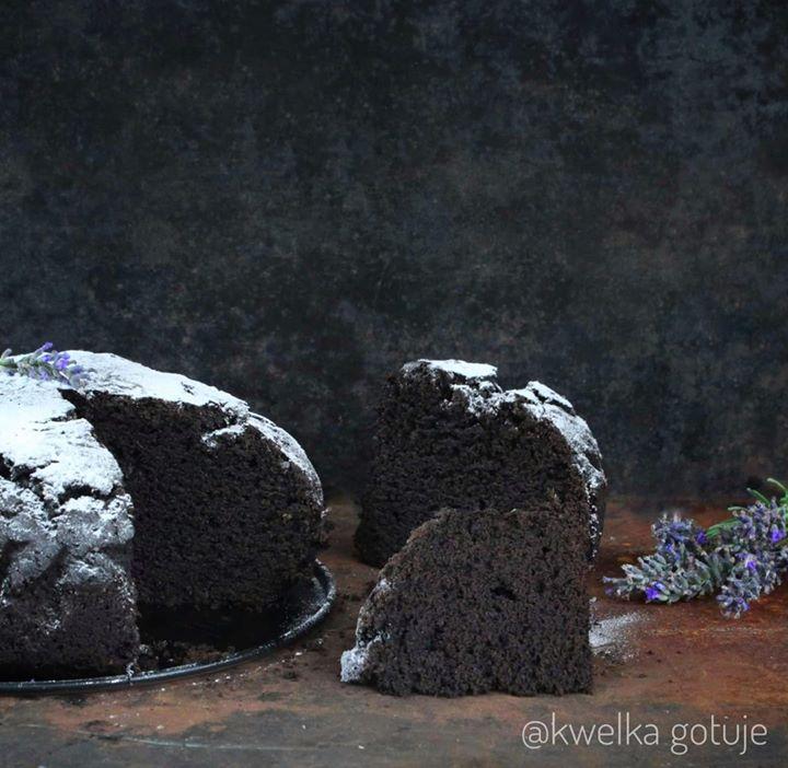 Kakaowe ciasto z cukinią