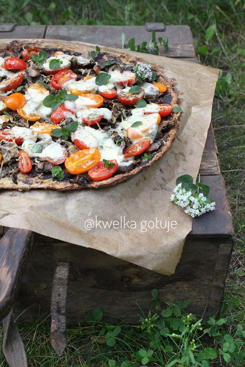 Pizza kalafiorowa