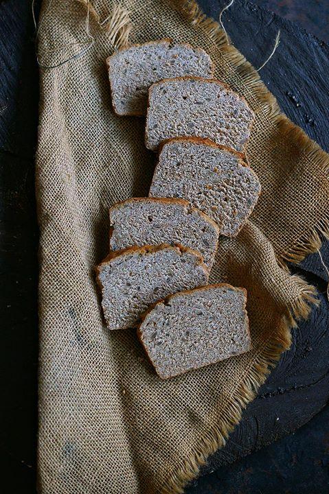 Chleb orkiszowy ze słonecznikiem