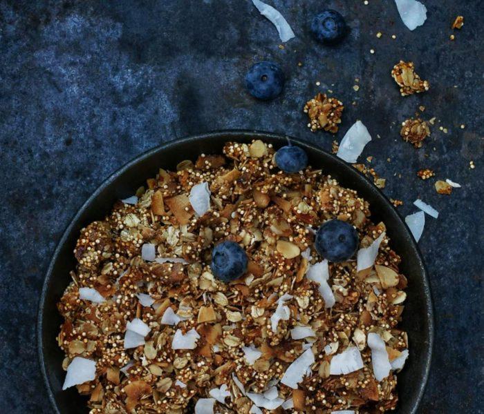 Kokosowa granola