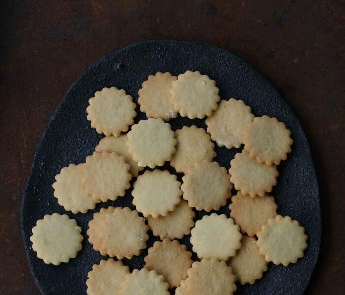 Migdałowe ciasteczka Nigelli Lawson