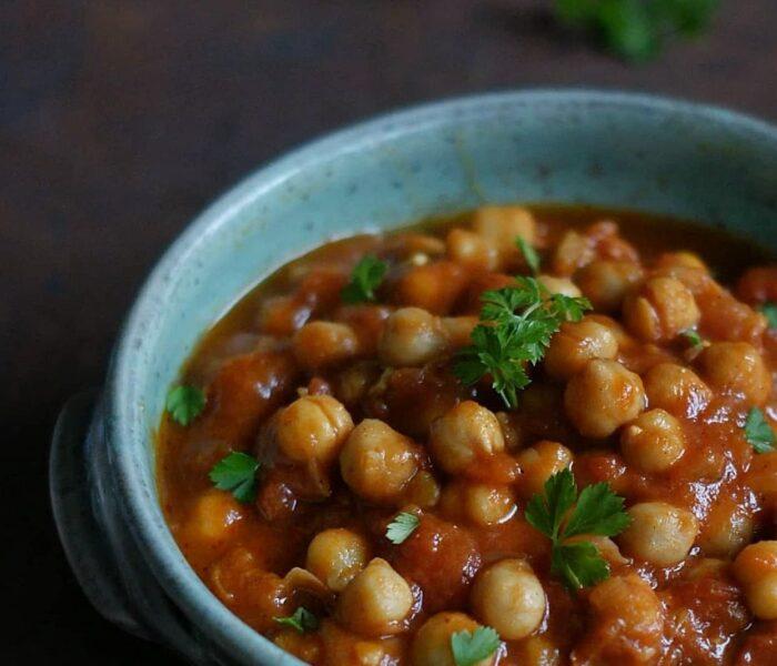 Proste pikantne curry