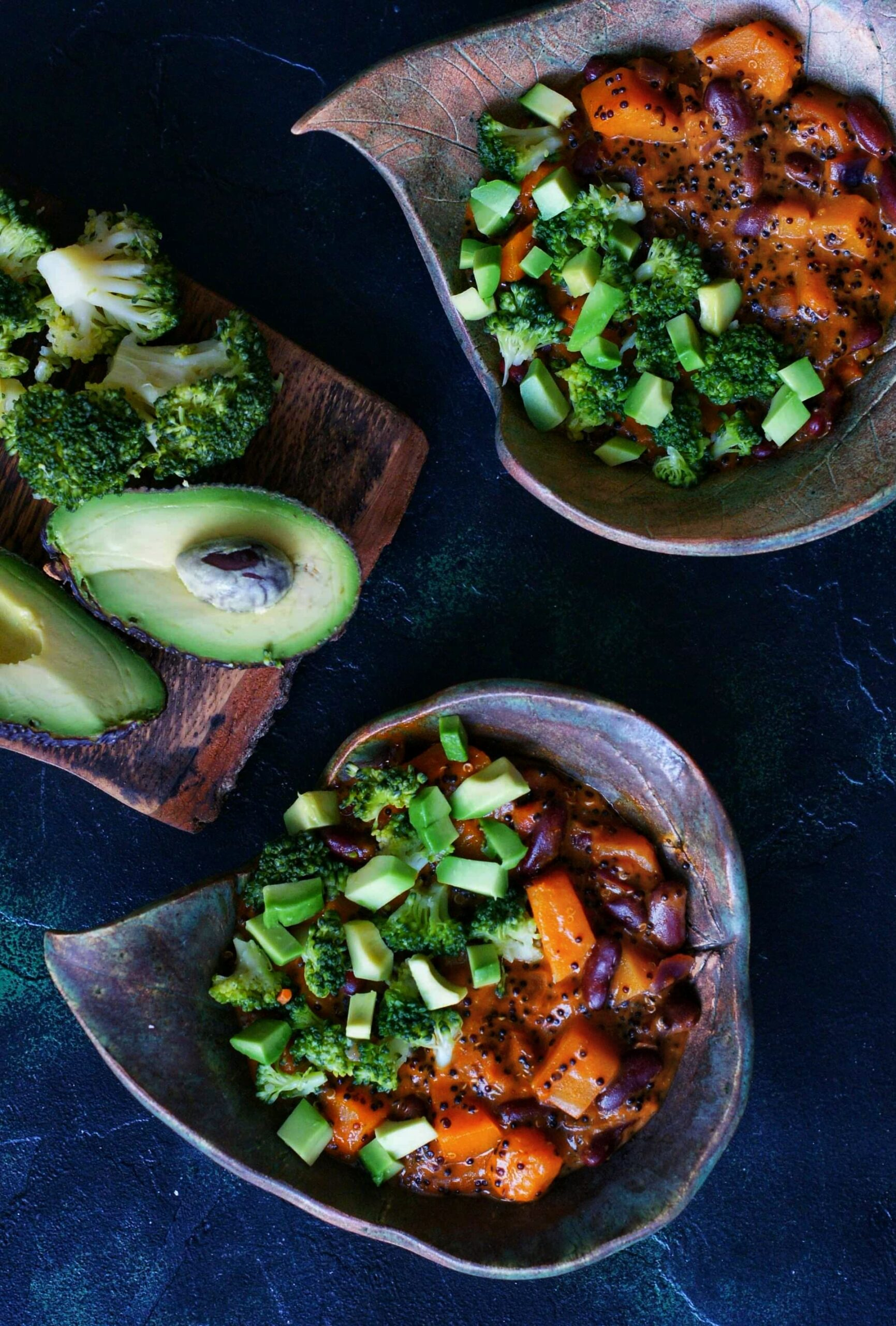 Potrawka dyniowa z komosą ryżową